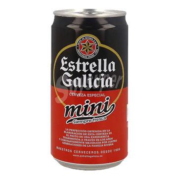 Imagen de ESTRELLA GALICIA MINI 20CL 5,5º (24 UDS)